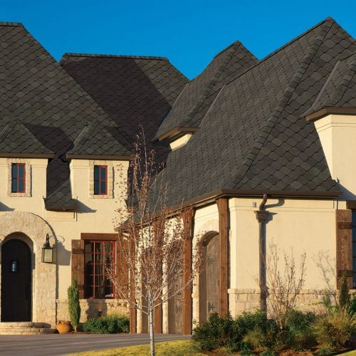GAF Sienna® - Heirloom Brown