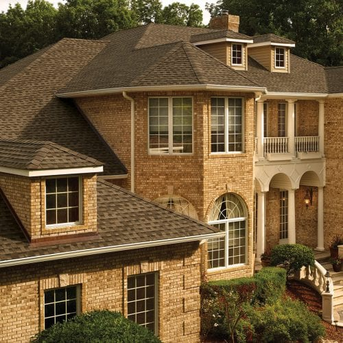 GAF Timberline Ultra HD® - Barkwood