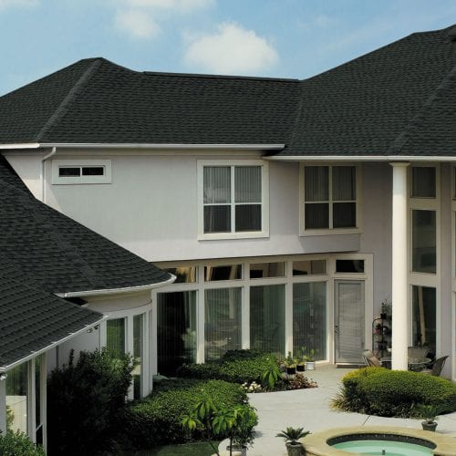 GAF Timberline Ultra HD® - Charcoal